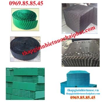 Lõi lọc nước tản nhiệt PVC - Tháp Giải Nhiệt