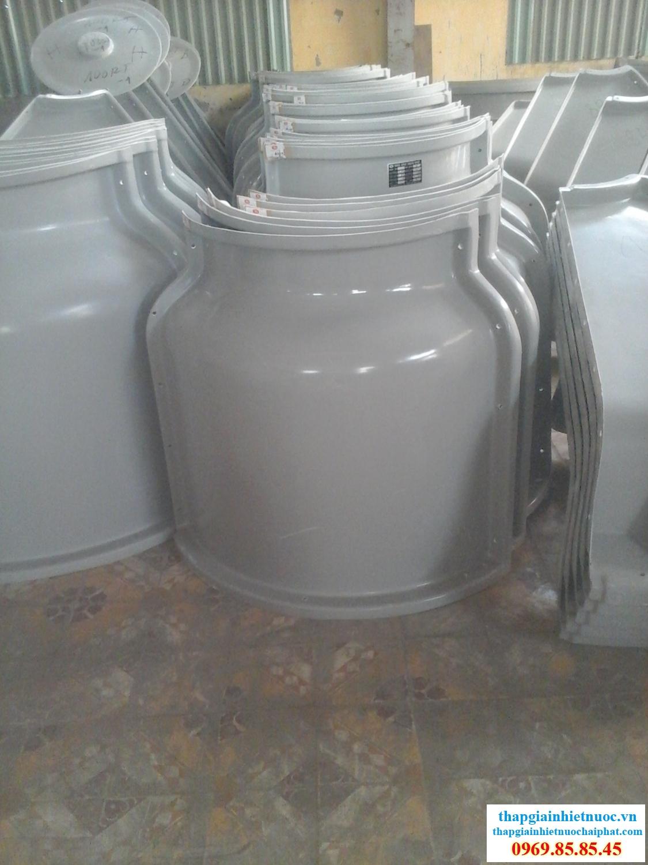 khung và thân tháp giải nhiệt nước