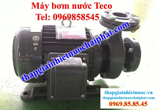 may bom nuoc teco 1hp, may bom nuoc teco gia re